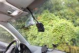 Professional dual car camera for GPS tracking + real-time cameras PROFIO tracking Cam X2
