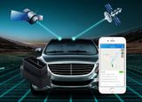 Mini GPS car locator with OBD connection for tracking of location