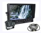 "Parking set AHD 7"" LCD monitor into the car and camera with 18 IR LED"