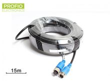 15 m extension cable 4 pin for reversing sets