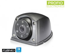 Reverse camera with FULL HD 1920x1080 with IR night vision