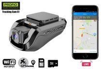 Car camera PROFIO tracking Cam X1 - FULL HD 1080 Dual WiFi - with LIVE GPS tracking via app in mobile + 3G data transfer
