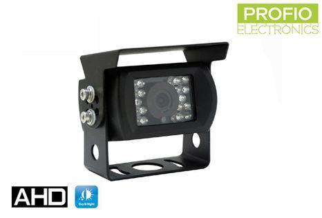 AHD reverse camera with IR night vision to 13 m