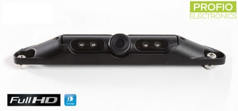 FULL HD rear reverse camera with IR night vision